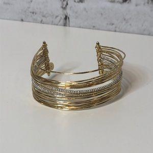 Jewelry - Layered Wire Cuff